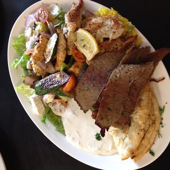 Parthenon Platter @ Sip & Bite Restaurant