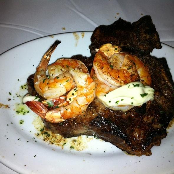 Steak House Palm Beach: Christopher Harris