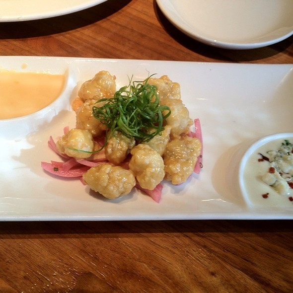 Buffalo Rock Shrimp  - Jasper's - Austin, Austin, TX