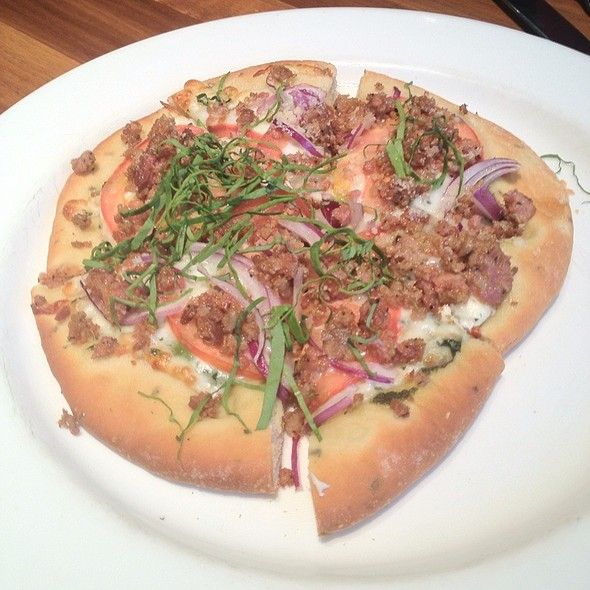 Sausage Pizza - Jasper's - Austin, Austin, TX