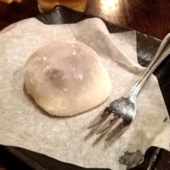 Red Bean Mochi @ Issian