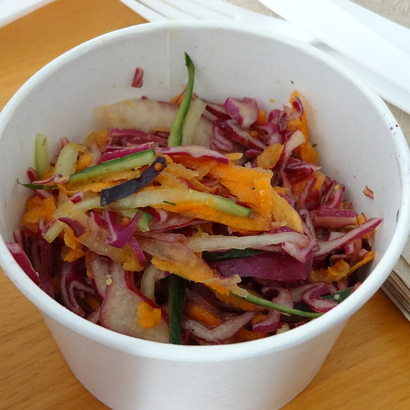 ColeSlaw @ Paulette's Original Donuts And Chicken