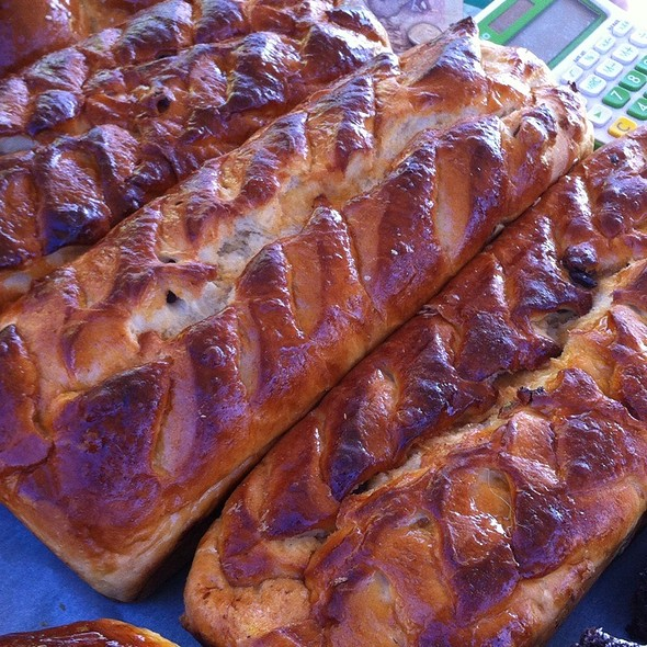 Brioche Loaves @ Jozi Food Market