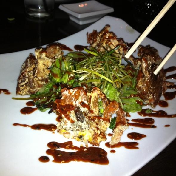 Softshell Crab - Okura Robata Grill and Sushi Bar - La Quinta, La Quinta, CA