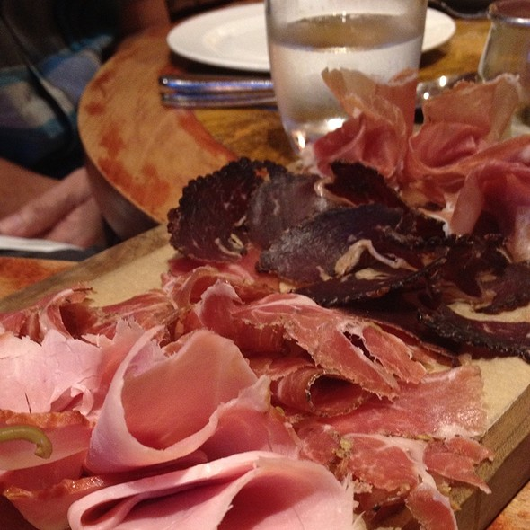 Mixed Meat Platter @ Prego