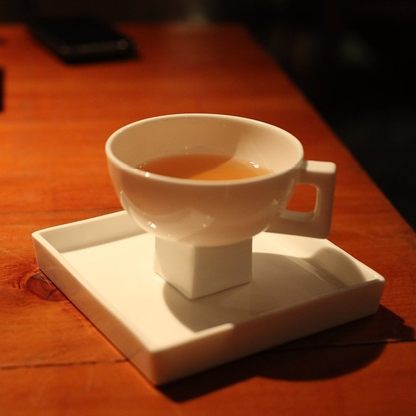 Ginseng Tea @ 麟Linkの手創料理