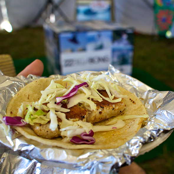Mahi Taco @ Jonathan's Harbor Special Event Foods