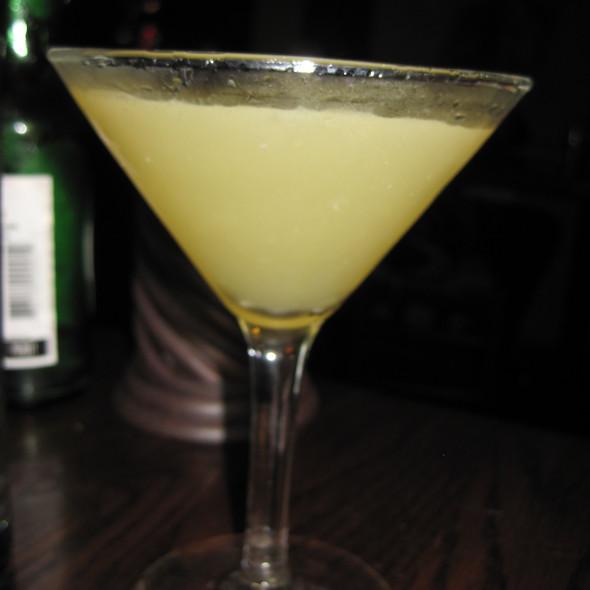 hazelnut martini - Mandaloun, Redwood City, CA