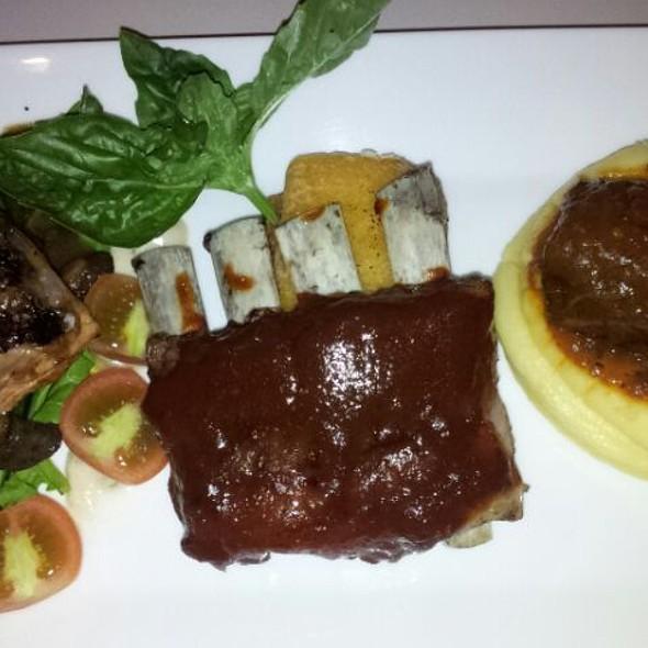 Verbenas's Sampler Plate @ Cafe Verbena