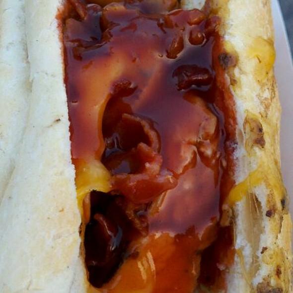 BBQ Chicken Sandwich