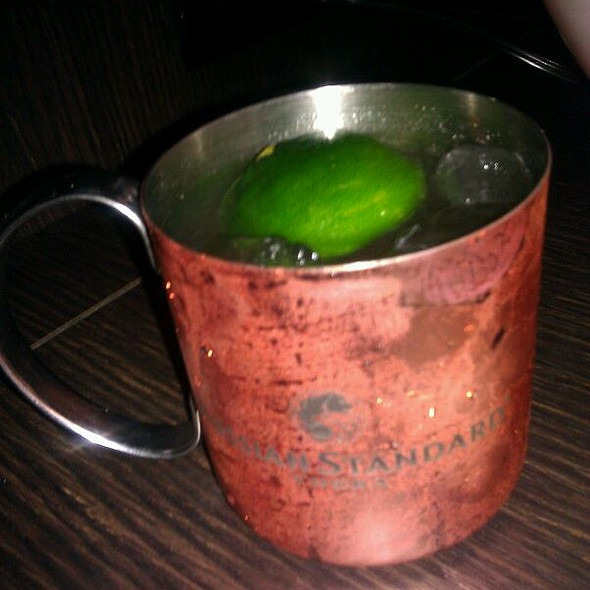 Moscow Mule @ SideBar