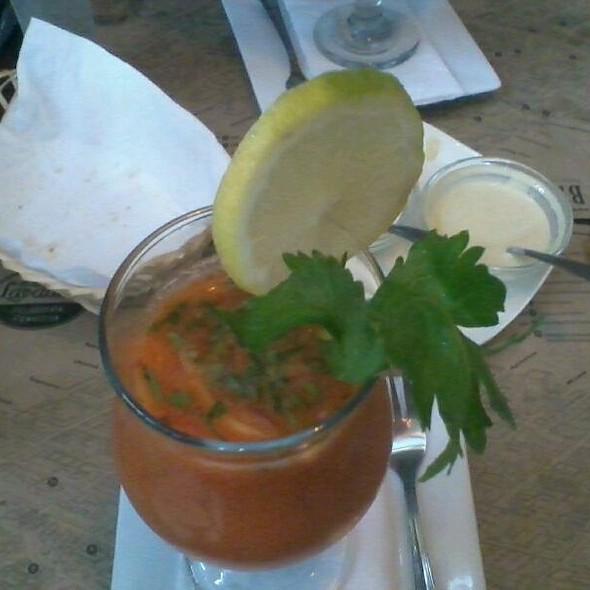 "Leche De Tigre ""A Lo Bestia"" @ Zarita Hostal y Restaurant"