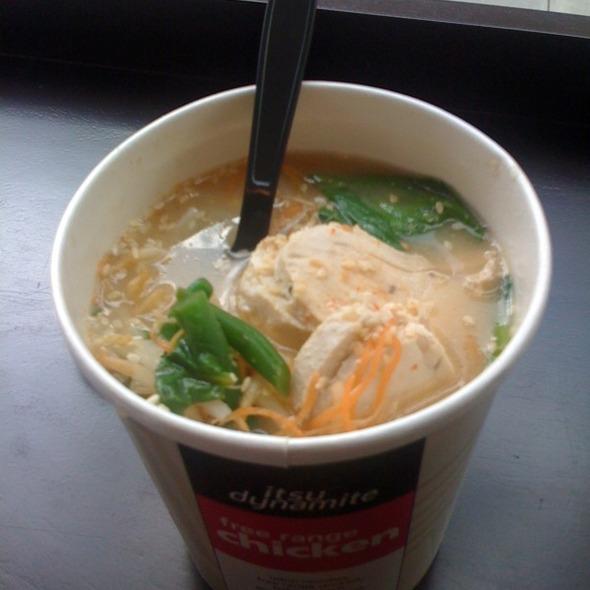 Chicken Noodle Soup @ Itsu