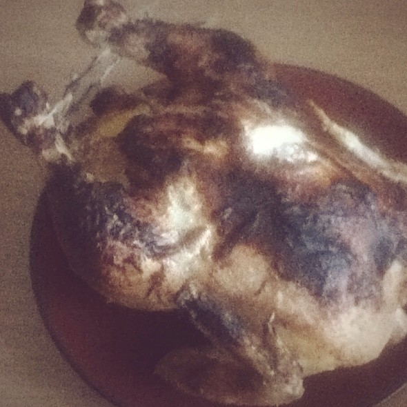Roast Chicken @ Home