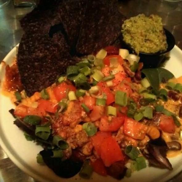 The Giddy Up Salad @ Dandelion Communitea Cafe - Organic Vegetarian Teahouse