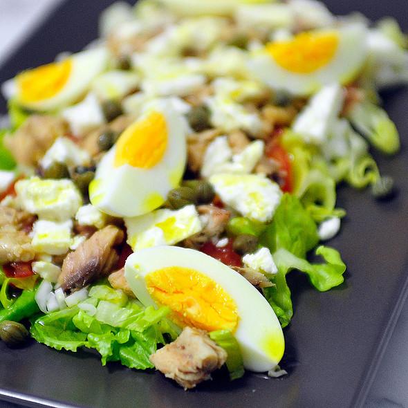Mackerel Salad @ Kool's