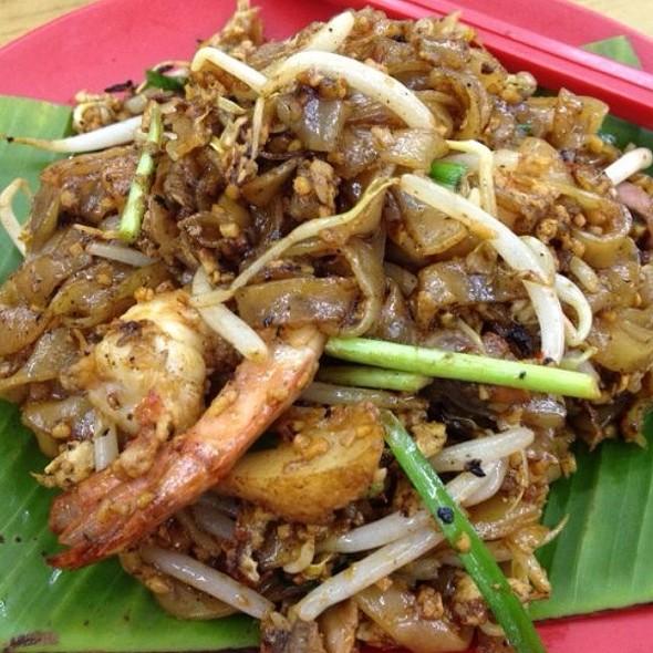 Char Kuey Teow @ Restaurant New Seaview