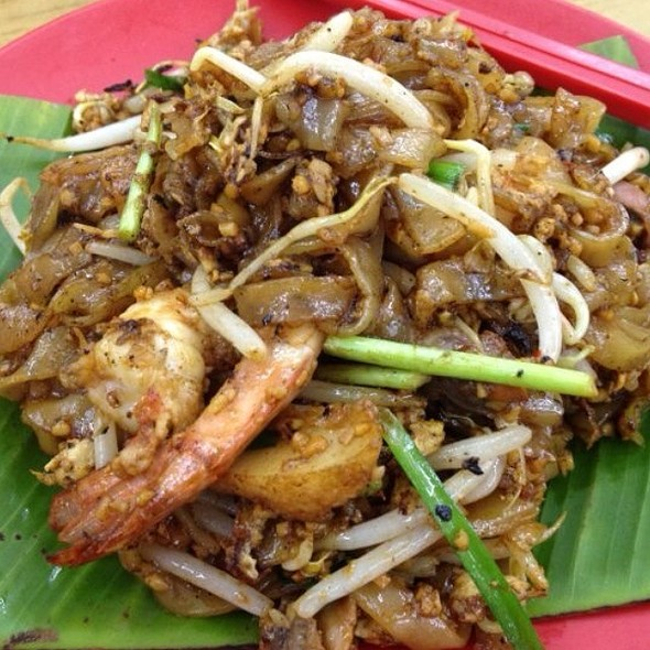 Char Kuey Teow @ Restaurant New Seaview