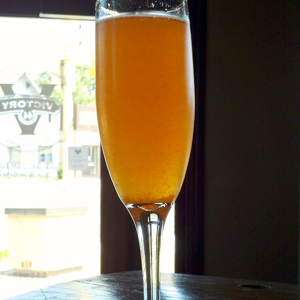 Paquillo Yuzu Mimosa @ Victory 44