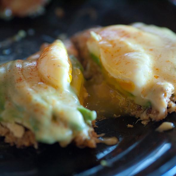 Poached Egg @ Los Gatos Cafe Uptown