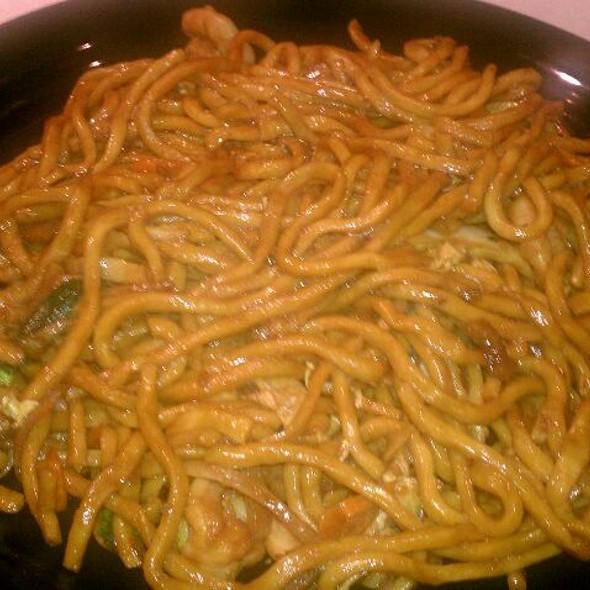 Shrimp Lo Mein @ China King