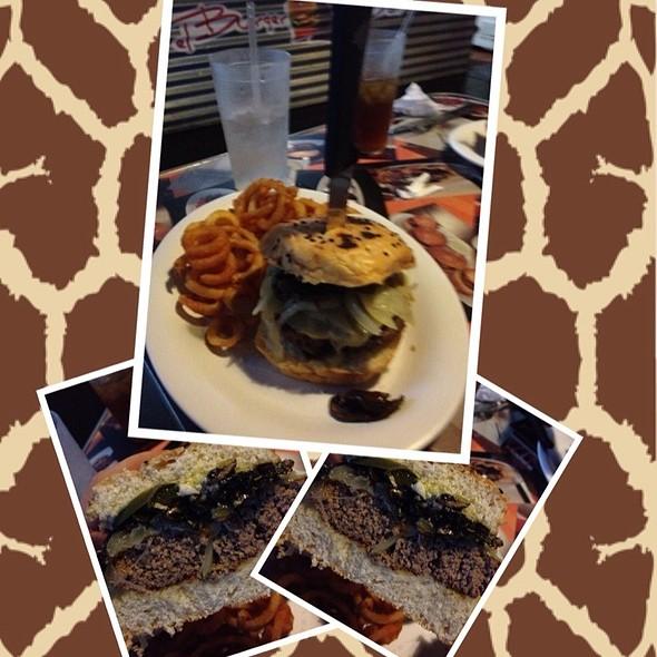 Philly Burger @ El Burger Bar