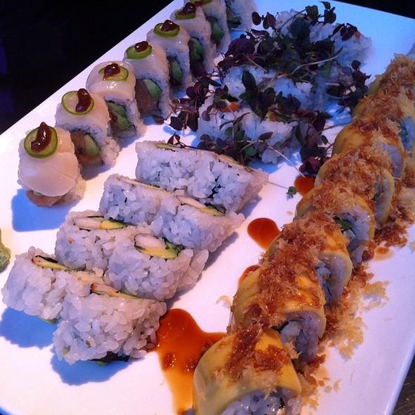 Sushi @ Ki Sushi
