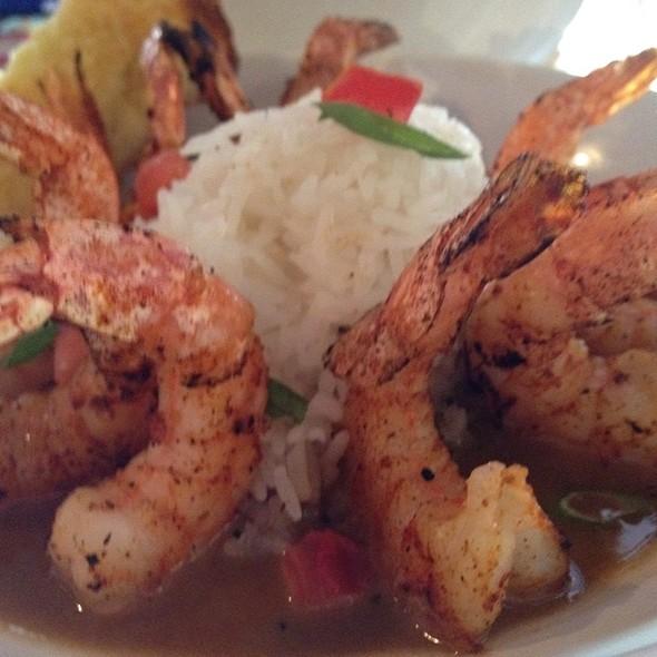 Shrimp New Orleans @ Bubba Gump Shrimp Co.