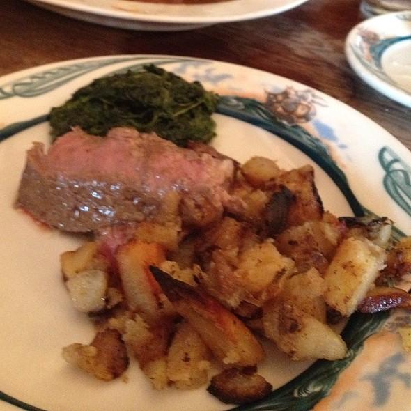 Steak @ Peter Luger Steakhouse