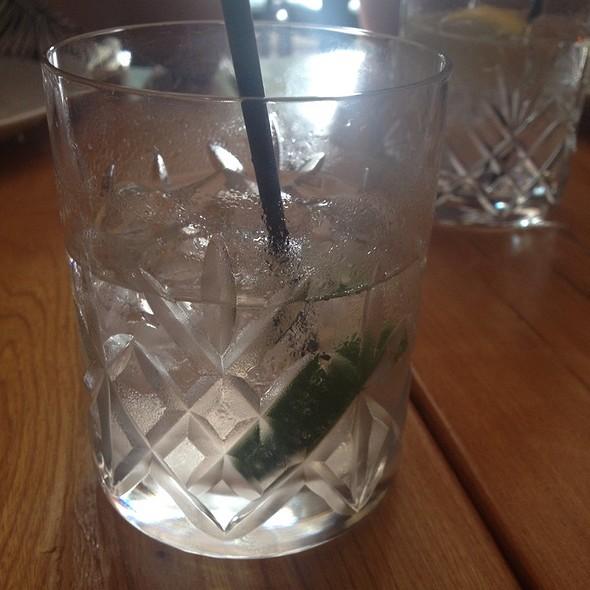 Vodka Soda @ Hopgoods Foodliner