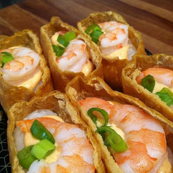 Spicy Shrimp Inari @ Cal-Mart Inc