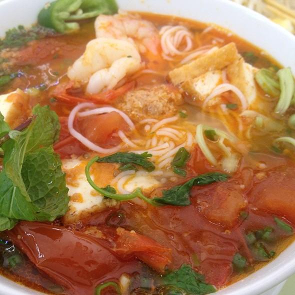 Crab Noodle Soup @ Pho Thinh