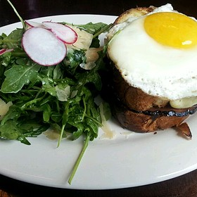 Croque Madame - Westport Cafe & Bar, Kansas City, MO