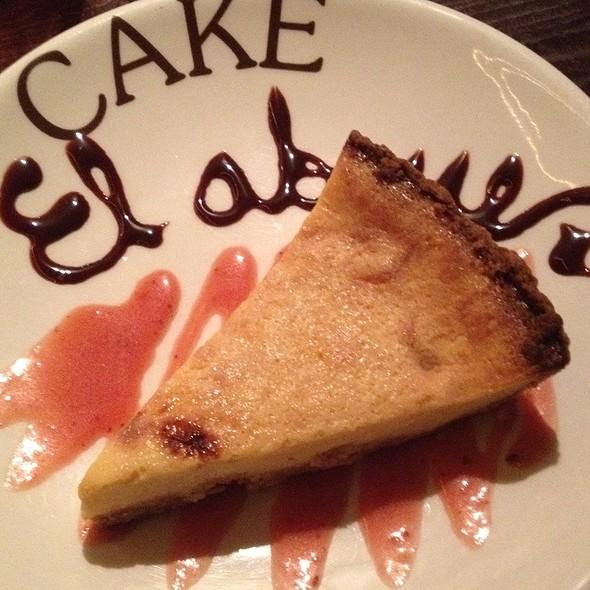Pay De Queso @ Restaurante El Abue