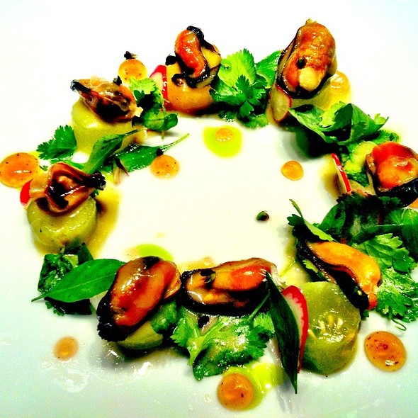 Mussels @ Uchi Houston