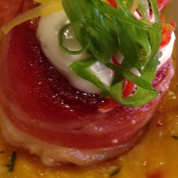 Sea Scallop With Serrano Ham @ Ute City Bar & Grill