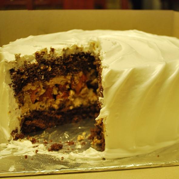 Swiss Chocolate Cake @ Becky's Kitchen