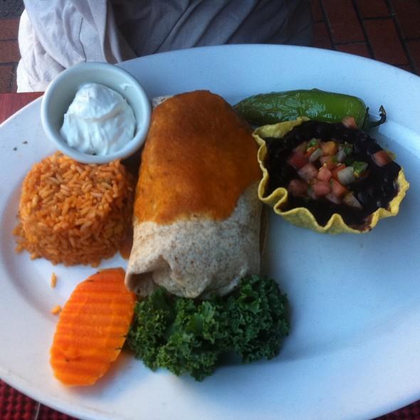 Burrito - La Fiesta, San Diego, CA