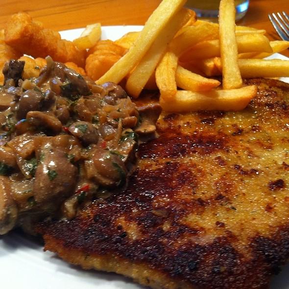 Pork Schnitzel @ Home