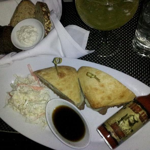Prime Rib sandwich - Sea Watch Restaurant, Fort Lauderdale, FL