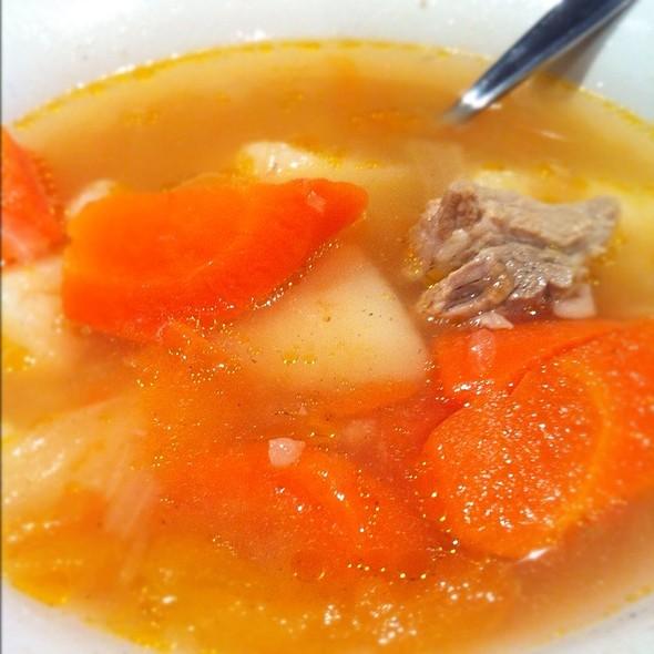 'Abc' Soup @ Homeshweethome