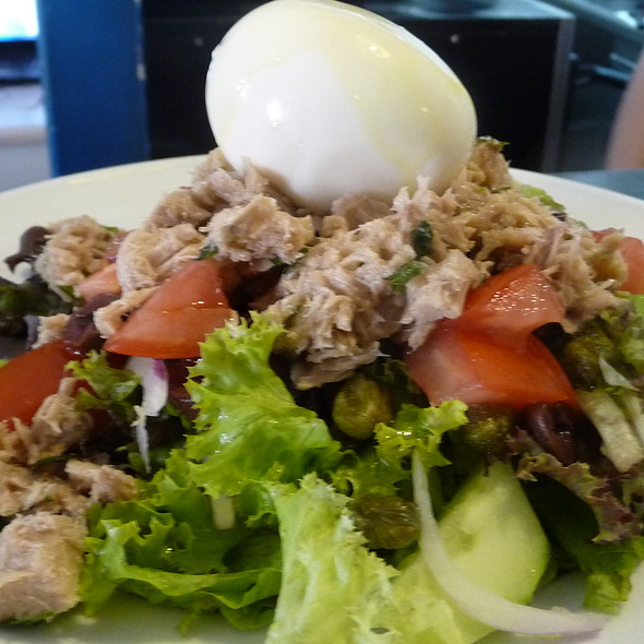 Tuna Salad @ Popeye Cafe