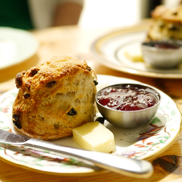 Scones @ Lawrence