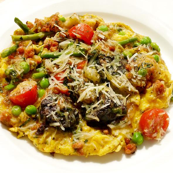 Spanish Omelette @ Lawrence