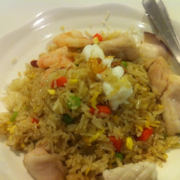 Fried Rice @ Eighteen Room