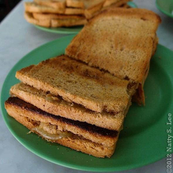 Kaya Toast @ Yakun Kaya Toast