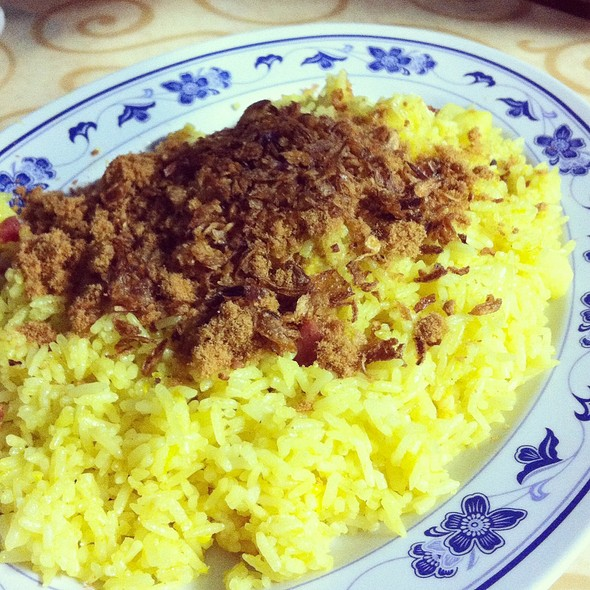Pineapple Rice @ Bei Sheng Seafood Restaurant 北腾泰国小食