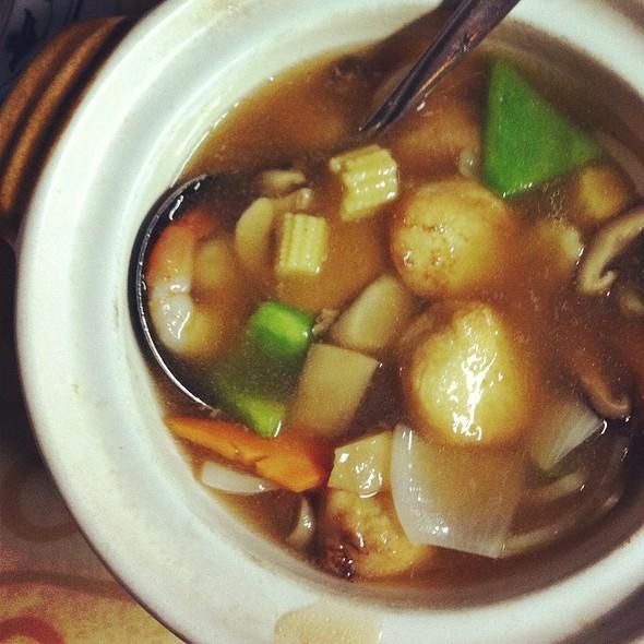 Claypot Egg Tofu @ Bei Sheng Seafood Restaurant 北腾泰国小食