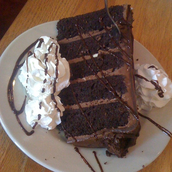 Perfect Chocolate Cake @ The Boll Weevil Cafe and Sweetery