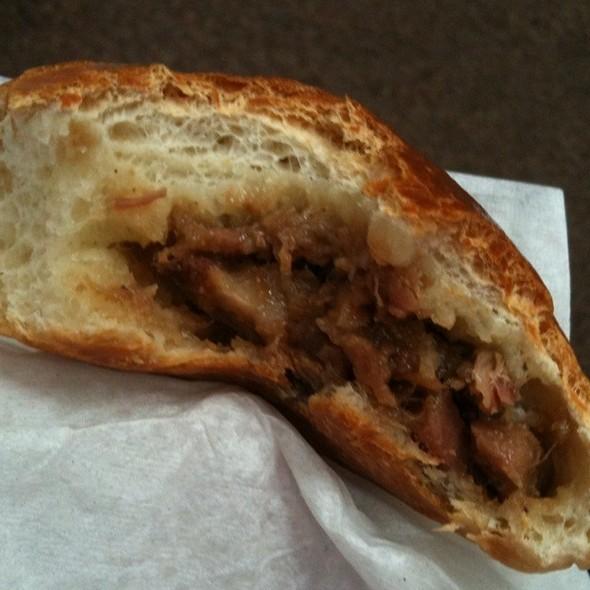 Pork Bun @ Lung Moon Bakery